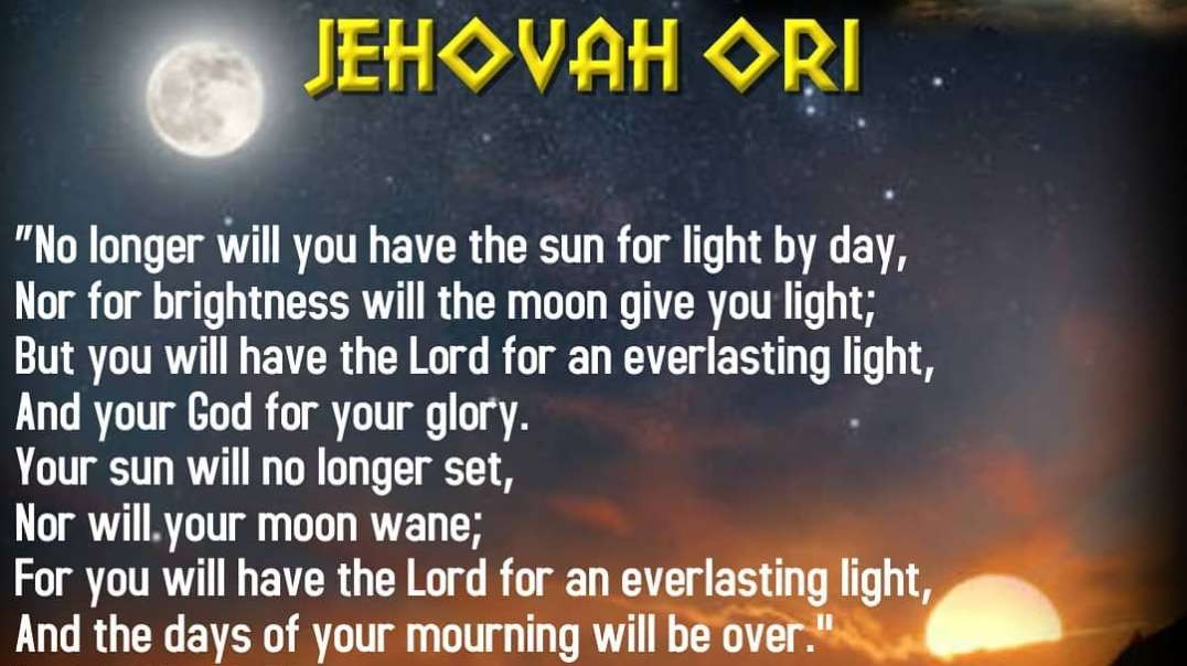 Jehovah Ori - Pastor Jason Peters