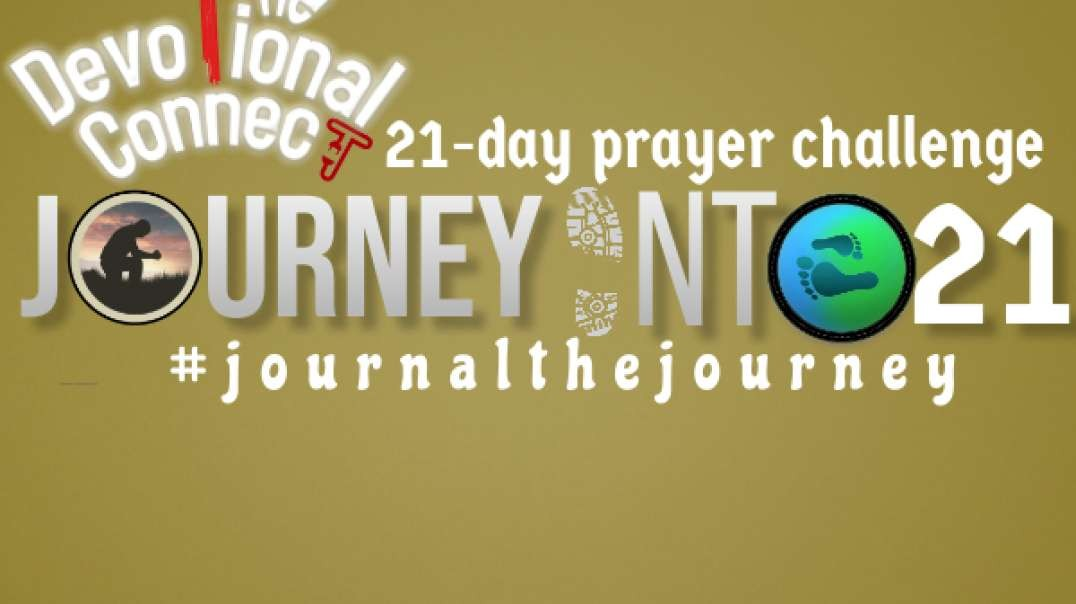 Countdown - 21 Day Prayer Challenge