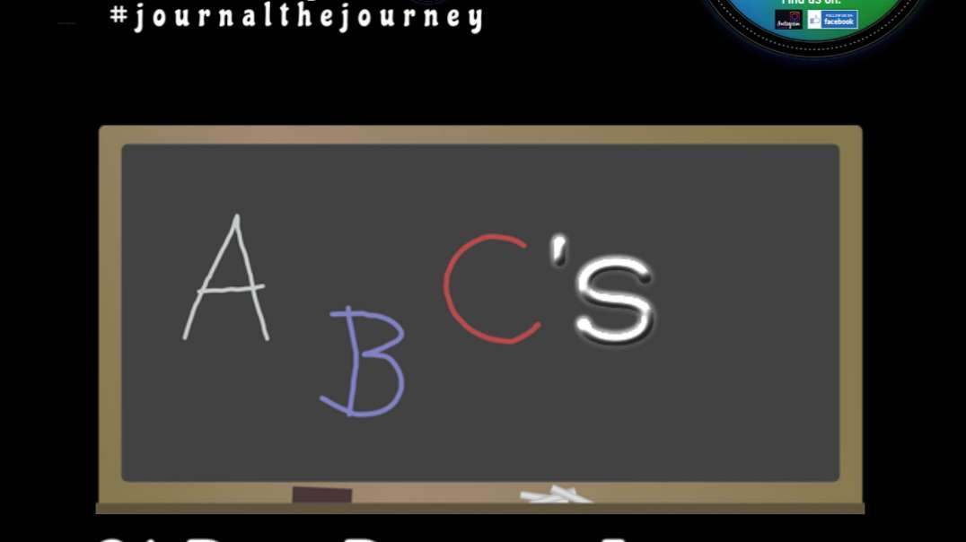 ABCs to the 21-Day Devotional Challenge